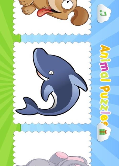 动物拼图游戏免费下载-手机动物拼图游戏安卓版下载
